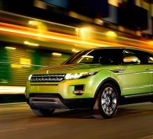 Der neue Range Rover Evoque!