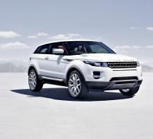 Range Rover Evoque Premiere