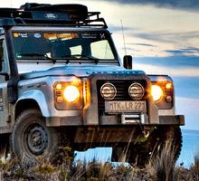 NEU: Der Defender Experience Bolivien Edition