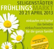 Seligenstädter Frühlingsmarkt 2013