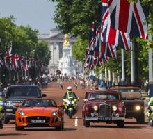 Hoflieferant für den Buckingham Palace seit 1951