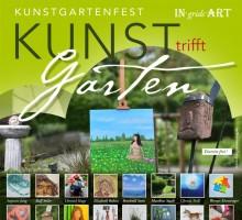 Kunstgartenfest in Sulzbach