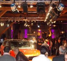 Range Rover Sport Präsentation am 20.09.13