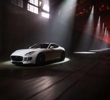 Der neue Jaguar F-TYPE Coupé ab Frühjahr 2014 bei uns erhältlich!