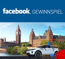 facebook Gewinnspiel ab 1. Mai