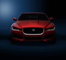 Jaguar XE Premiere