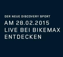 Discovery Sport Premiere mit Gewinnspiel