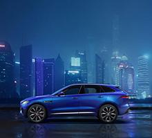Jaguar F-PACE – Weltpremiere auf der IAA