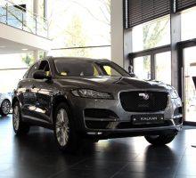 Der neue Jaguar F-PACE – ab sofort bei uns!