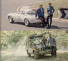 Jaguar Land Rover Kollektion 2017