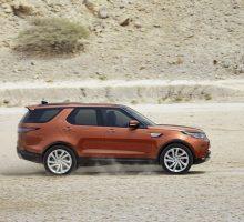 Der neue Land Rover Discovery – am 10.-12.11 in FFM