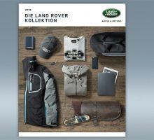 Land Rover Kollektion 2018