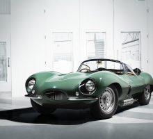 "Das ""neue Original"": Jaguar XKSS feiert Weltpremiere in Los Angeles"