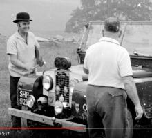Love From Land Rover – Überraschung zum 80. Geburtstag