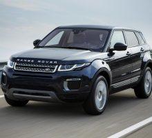 "Range Rover Evoque erneut das ""Beste Auto"" im Kompakten SUV Segment"