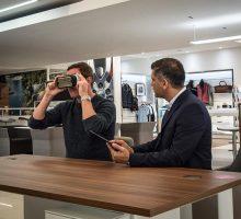 Virtuelle Erlebnisse im Autohaus KALKAN
