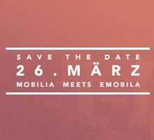 Mobilia am 26. März