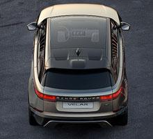 Pure Eleganz und innovative Technologien: Der neue Range Rover Velar