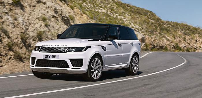 Range Rover Sport MY18