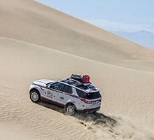 Land Rover Experience Tour 2017 startet in das große Abenteuer Peru