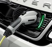 Neu: Range Rover Sport als Plug-in Hybrid* – der erste emissionsfreie Antrieb von Land Rover