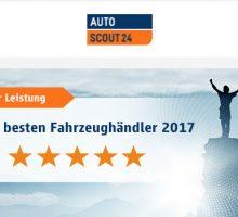 AUTO SCOUT 24 - Die besten Fahrzeughändler 2017