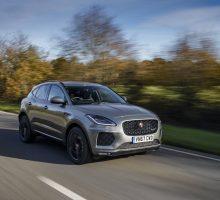 Jaguar Land Rover Ingenium Benziner gehört zu den zehn besten Motoren der Welt