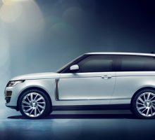 """""""Luxury first"""": Das Range Rover SV Coupé* feiert Weltpremiere auf dem Genfer Salon"""