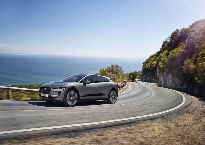 Jaguar launcht PACESETTER