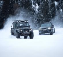 Jaguar Land Rover wird Partner der Erlebniswelt 007 ELEMENTS