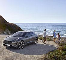 Jaguar und LEWIS starten neuen Content-Hub rund um den Jaguar I-PACE