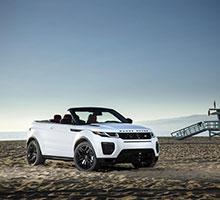 "Range Rover Evoque Cabriolet ist erneut ""Allradauto des Jahres"""