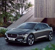 Der neue vollelektrische Jaguar I-PACE – Ab sofort bei uns erhältlich