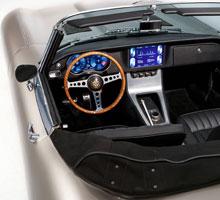 E-lektrisch! Jaguar Classic baut den elektrischen E-Type in Serie