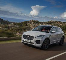 Designpreis autonis – Jaguar E-PACE ist schönster Kompakt-SUV