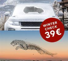 Winter-Check für nur 39 €