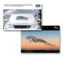 Jaguar Land Rover Winterangebote 2018/2019