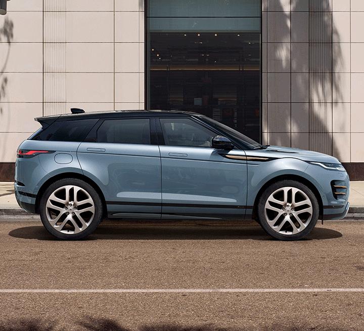 Der neue Range Rover Evoque – ab sofort bei uns!