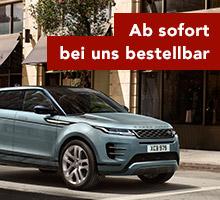 Jetzt vorbestellen – der neue Range Rover Evoque