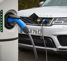 Land Rover startet mit modernster Antriebstechnik ins Jahr 2019