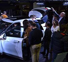 Range Rover Evoque Vorpremiere