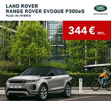 Range Rover Evoque Plug-In Hybrid für 344€ im Monat leasen