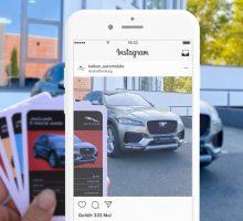 Nicht verpassen – unser erstes Instagram Reel