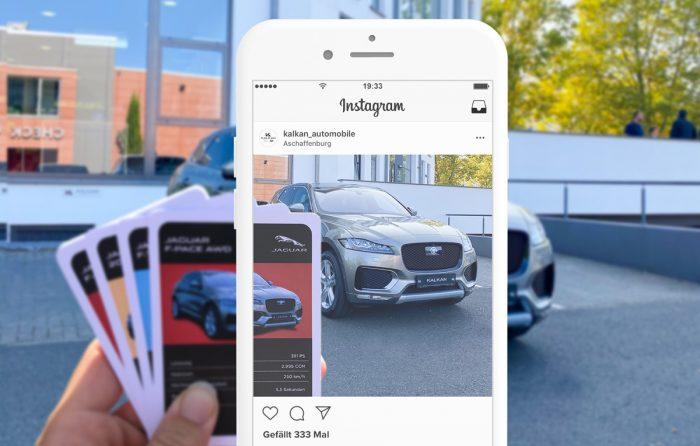 ReelLife Auto Quartett - Instagram Reel