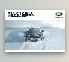 Land Rover Winterangebote 2020/2021