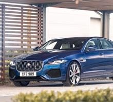 Neuer Auftritt für den Jaguar XF als Limousine und Kombi