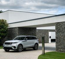 Der Range Rover Velar elektrisiert im Modelljahr 2021 mehr denn je