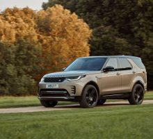 Land Rover Discovery Facelift im Modelljahr 2021