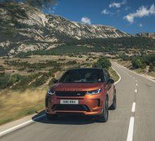 Neuer Land Rover Discovery Sport noch vielseitiger und effizienter