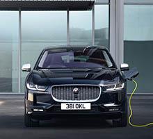 Jaguar I-PACE Elektro